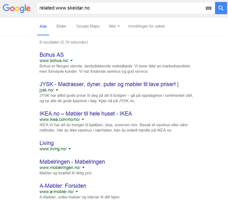 related_google_search